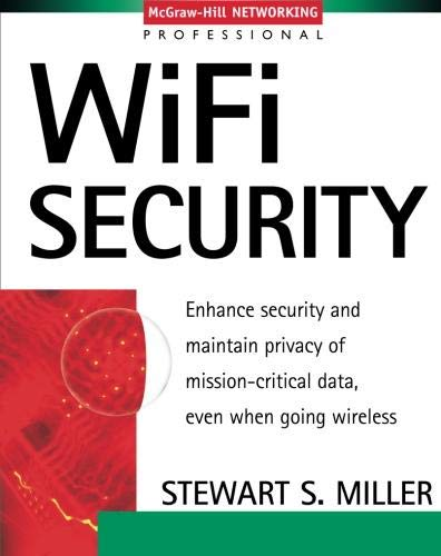 Wi-Fi Security 9780071410731