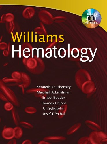 Williams Hematology [With CDROM] 9780071621519