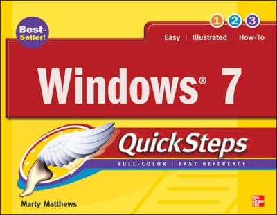Windows 7 Quicksteps 9780071635691
