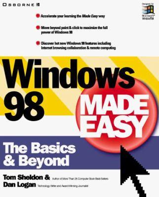 Windows 98 Made Easy 9780078824074