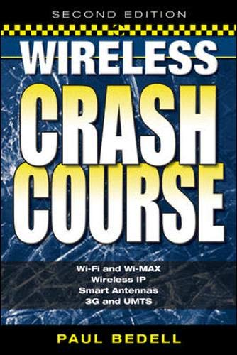 Wireless Crash Course 9780071452809