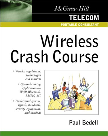 Wireless Crash Course 9780071372107