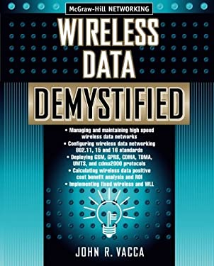 Wireless Data Demystified 9780071398527