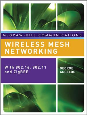 Wireless Mesh Networking 9780071482561