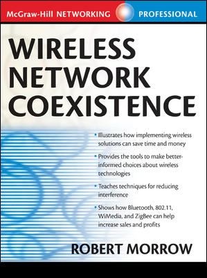 Wireless Network Coexistence 9780071399159