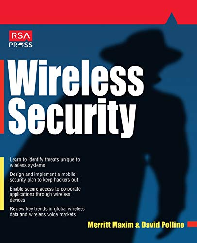 Wireless Security 9780072222869