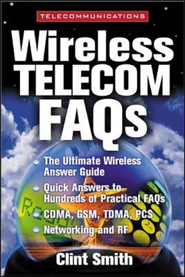 Wireless Telecommunications FAQs 9780071341028