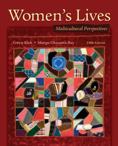 Women's Lives: Multicultural Perspectives 9780073512303