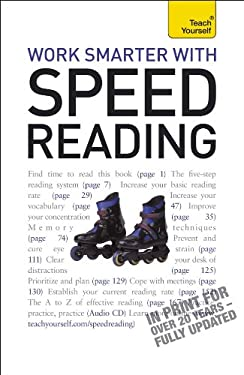 Work Smarter with Speed Reading 9780071739986