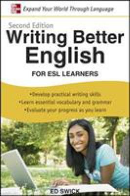 Writing Better English for ESL Learners 9780071628037
