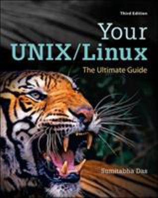 Your Unix/Linux: The Ultimate Guide 9780073376202