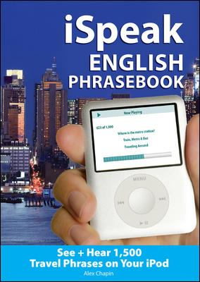 iSpeak English Phrasebook [With 64 Page Booklet]