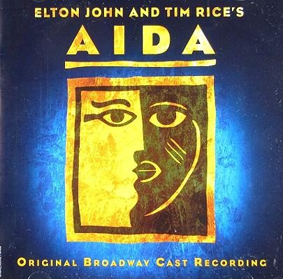 Aida Original Broadway Cast 0050086067176