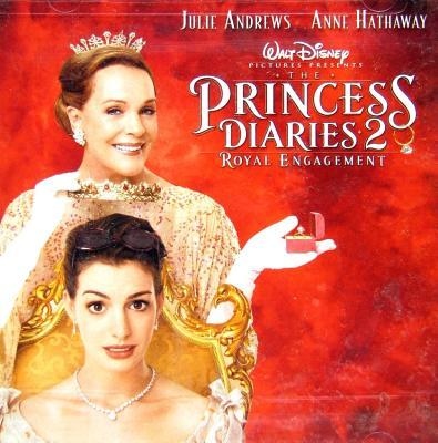 Princess Diaries 2: Royal Enga 0050086109975