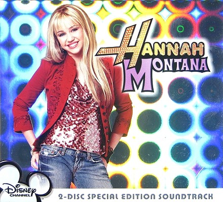 Hannah Montana / TV O.S.T. [With DVD] 0050087102852