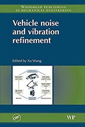 Vehicle Noise and Vibration Refinement 25144382