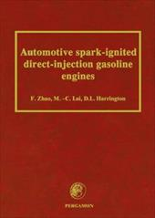 Automotive Spark-Ignited Direct-Injection Gasoline Engines 292707