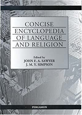 Concise Encyclopedia of Language and Religion 9780080431673