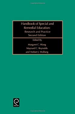 Handbook of Special and Remedial Education: Research and Practice 9780080425665