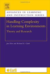 Handling Complexity in Learning Environments: Theory and Research 293480