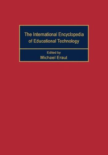 International Encyclopedia of Educational Technology 9780080334097