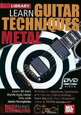Learn Guitar Techniques: Metal