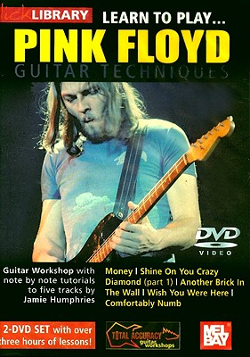 Learn to Play Pink Floyd Guitar Techniques