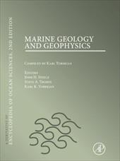 Marine Geology and Geophysics: A Derivative of the Encyclopedia of Ocean Sciences
