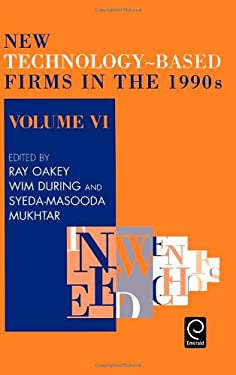New Technology-Based Firms in the 1990s 9780080427614