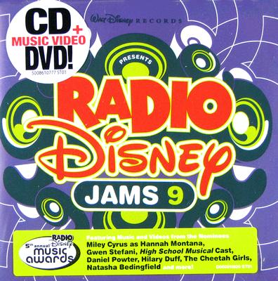 Radio Disney Jams 9 / Various
