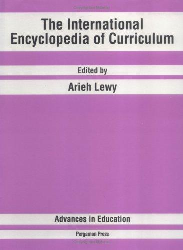 The International Encyclopedia of Curriculum 9780080413792