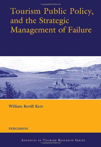 Tourism Public Policy, and the Strategic Management of Failure