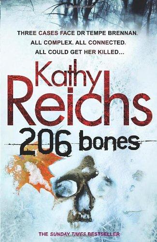 206 Bones: (Temperance Brennan 12) 9780099492382
