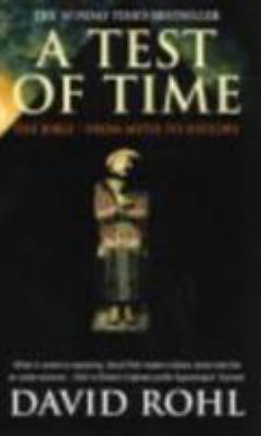 a review of david m rohls history book a test of time A test of time: the bible from myth to history and  really the world's first history book  05/23/david-rohls-revised.
