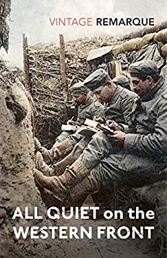 a review of erich maria remarques all quiet on the western front All quiet on the western front by erich maria remarque,  review writing style:  she enjoys reading all different types of genres,.