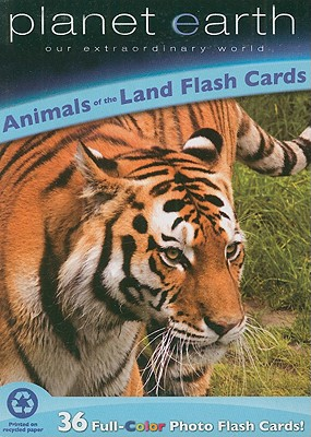 Animals of the Land Flash Cards