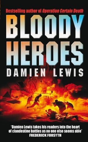 Bloody Heroes 9780099481959
