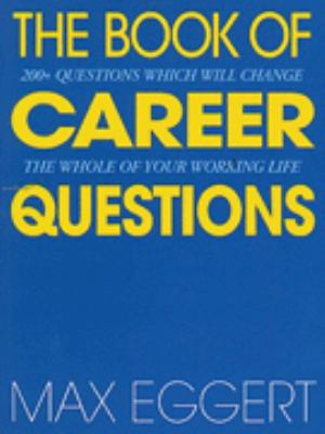 Career Questions, Book of 9780099648710