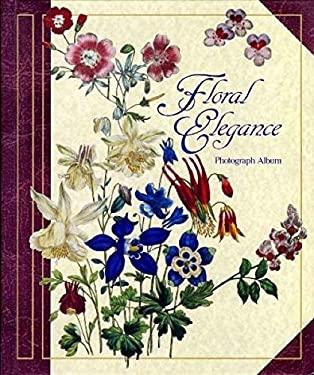 Floral Elegance Photograph Album