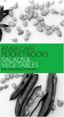 River Cafe Pocket Books: Salads and Vegetables 9780091914387