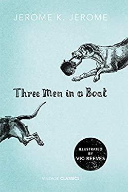 Three Men in a Boat 9780099511694