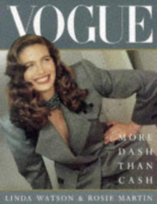 Vogue - More Dash Than Cash 9780091770372