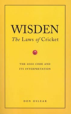 Wisden's the Laws of Cricket 9780091877903