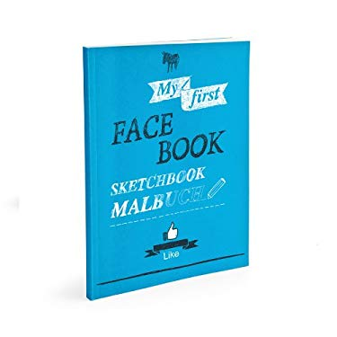 My first Face-Book / Malbuch