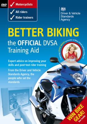 Better Biking: The Official DSA Training Aid 9780115529559