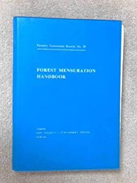 Forest Mensuration Handbook