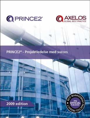PRINCE2 - Projektledelse Med Succes 9780113312238
