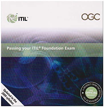 Passing Your ITIL Foundation Exam 9780113312061