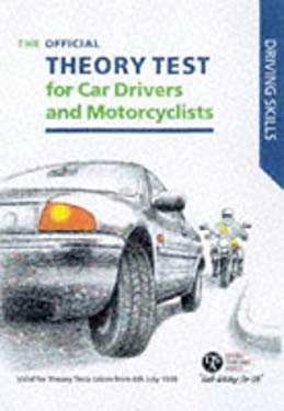 The Official Theory Test for Car Drivers and Motorcyclists: Including the Questions and Answers Valid for Tests Taken from 6 July 1998 9780115520174