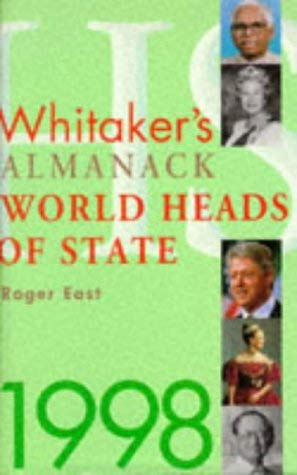 Whitaker's Almanack World Heads of State 9780117022041